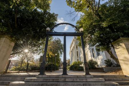Photo of UGA Arches